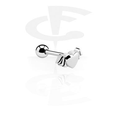 Tragus Piercing Micro Barbell