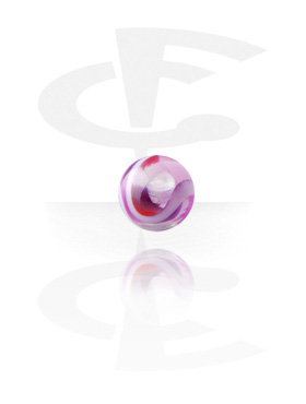 Palline e Accessori, Micro Jaw Breakers Ball, Acryl