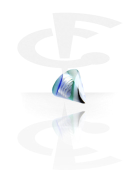 Balls & Replacement Ends, Micro Jaw Breakers Cone, Acryl