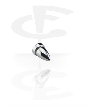Pallot ja koristeet, Micro Bullet, Surgical Steel 316L