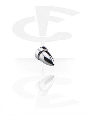 Palline e Accessori, Micro Bullet, Chirurgico acciaio 316L