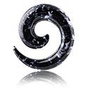 Accessori per dilatar, Spirale dilatante, Acryl