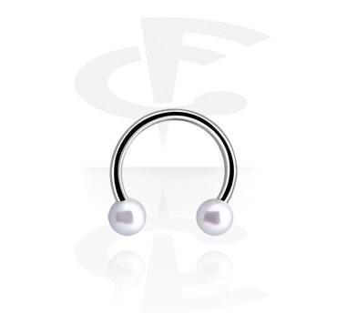 Circular Barbells, Circular Barbell, Surgical Steel 316L