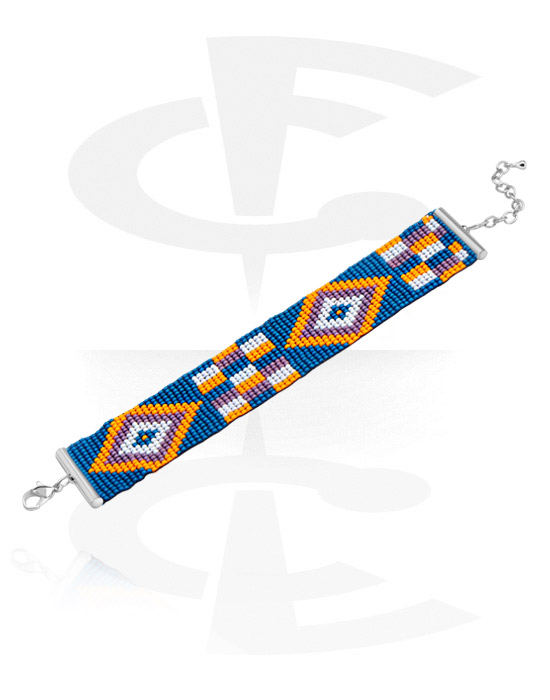 Armbänder, Modisches Armband, Acryl, Stoff