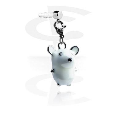 Accesorios para el Móvil, Adorno para conector de auriculares
