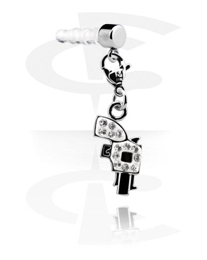Phone Accessories, Earphone Plug Charm