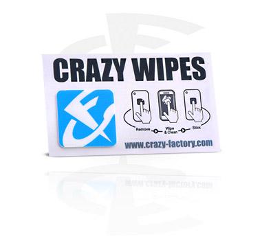 Toallita limpiadora para móviles