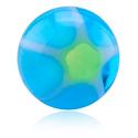 Pallot ja koristeet, Micro Glittering Murano Ball, Acryl