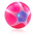 Palline e Accessori, Micro Glittering Murano Ball, Acryl