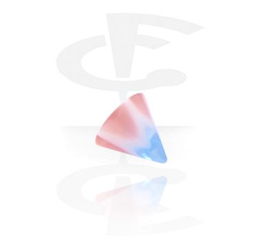 """Cone """"Glittering Murano"""" de 1.2 mm"""