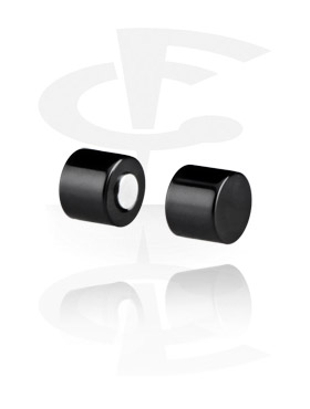 Magnetic Plug (no ear piercing needed)