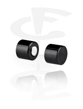 Faux Piercings, Plug magnétique, Acryl