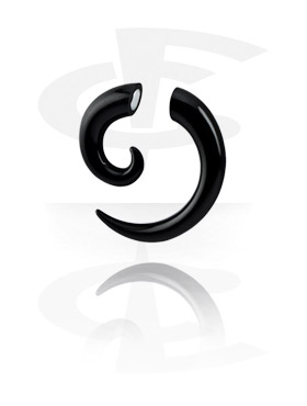 Magnetic Spiral (no ear piercing needed)