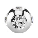 Kuglice i zamjenski nastavci, Micro Tiffany Balls, Surgical Steel 316L