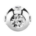 Kuličky a náhradní koncovky, Micro Tiffany Balls, Surgical Steel 316L