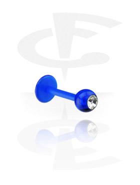 Jeweled Flexible Micro Labret