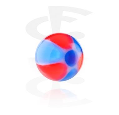 Bola com design bola de praia