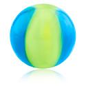 Balls & Replacement Ends, Threaded Ball –Beach Ball, Acryl