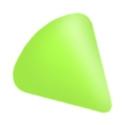 Kuličky a náhradní koncovky, Neon Micro Cone, Acryl