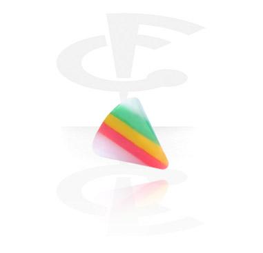 Micro New Rasta Cone