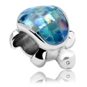 Beads, Bead voor beadsarmbanden, Chirurgisch staal 316L