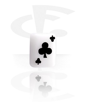 Clubs Playing Card