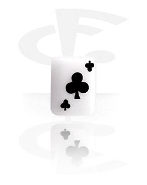 """Spielkarte """"Kreuz"""""""