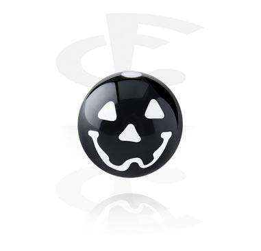 Kuličky a náhradní koncovky, Micro Printed Ball, Acrylic
