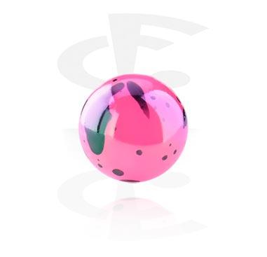 Ball kanssa speckles