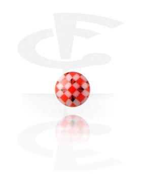 Palline e Accessori, Micro Psychedelic Ball, Acryl