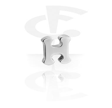 Kuličky a náhradní koncovky, Steel Cast Attachment, Surgical Steel 316L