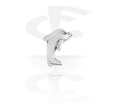 Kuglice i zamjenski nastavci, Steel Cast Attachment, Surgical Steel 316L