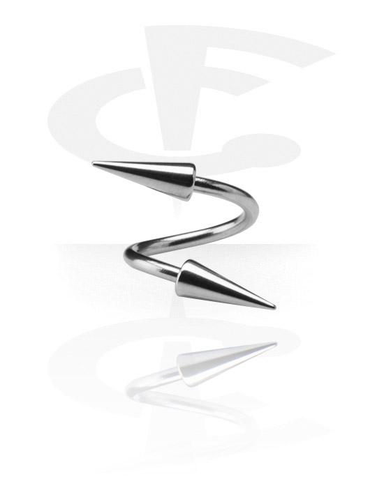 Spirály, Spiral, Chirurgická ocel 316L