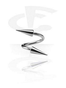 Micro Spiral met Long Cones