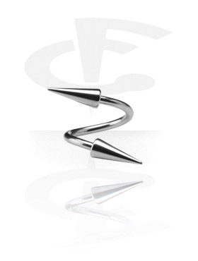 Micro Spirale mit Long Cones