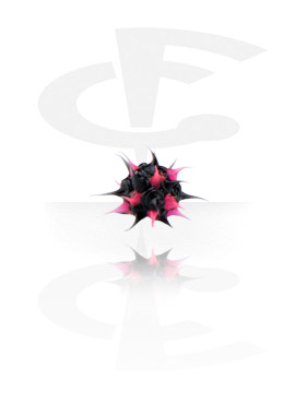 Silicone Spikey Micro Ball