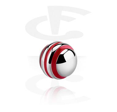 Raidallinen pallo