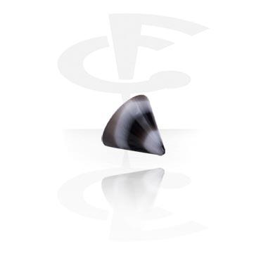 Boules et Accessoires, Micro Spirale Cone, Acryl