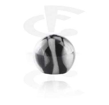1,2 mm gjenget kule