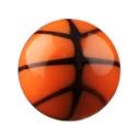 Boules et Accessoires, Ballon de basket de 1.2 mm, Acryl