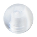 Balls & Replacement Ends, Threaded Ball, Acryl