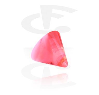 Boules et Accessoires, Micro Marble Cone, Acryl