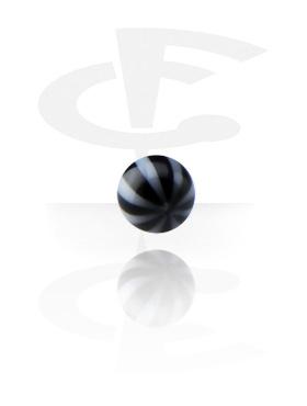 Micro Multistriped Ball