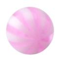 Kuglice i zamjenski nastavci, Micro Multistriped Ball, Acryl
