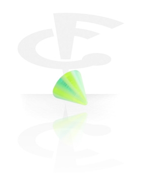 Micro Multistriped Cone
