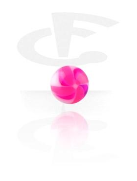 """Boule """"Twister-Flower"""""""