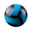 Pallot ja koristeet, Lentis-pallo, Acryl