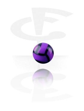 Einzelteile & Zubehör, Volleyball, Acryl