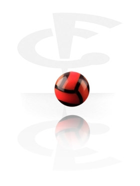 Balls & Replacement Ends, Volleyball, Acryl