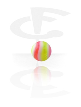 Balls & Replacement Ends, Wave Candy Ball, Acryl